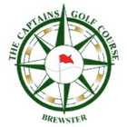 The Captains Golf Course Logo
