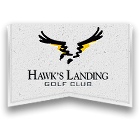 Hawk's Landing Golf Club Logo