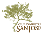 Club Campestre San Jose Golf Logo